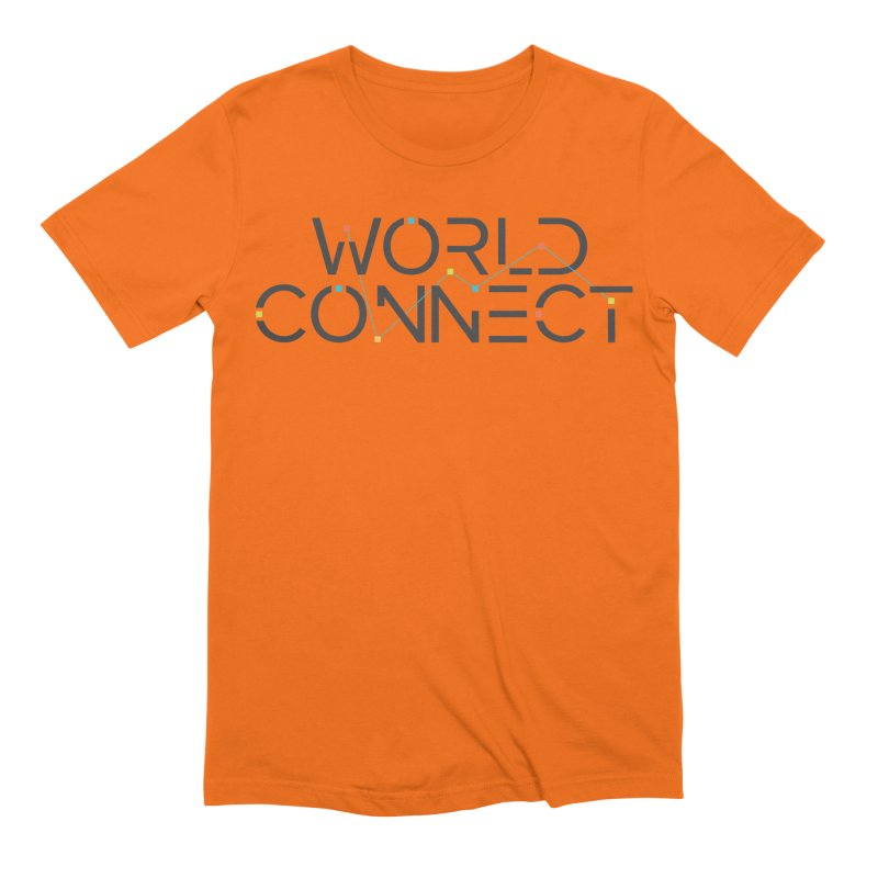 Classic Men's Extra Soft T-Shirt by World Connect Merchandise