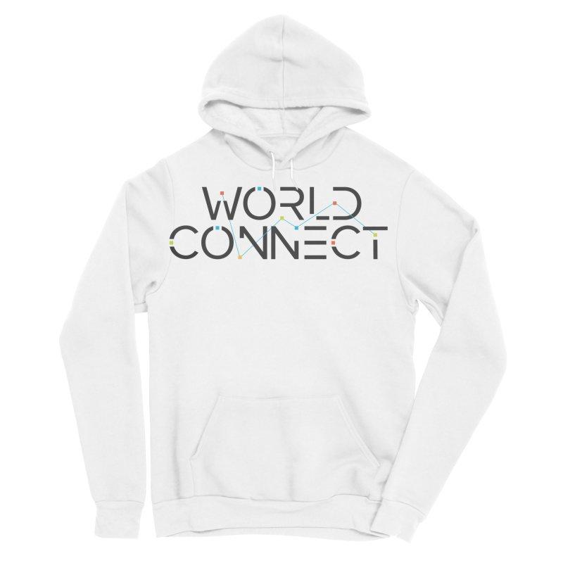 Classic Men's Sponge Fleece Pullover Hoody by World Connect Merchandise