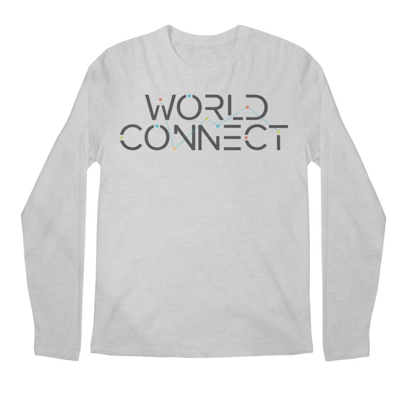 Classic Men's Regular Longsleeve T-Shirt by World Connect Merchandise