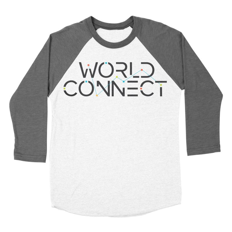 Classic Women's Baseball Triblend Longsleeve T-Shirt by World Connect Merchandise