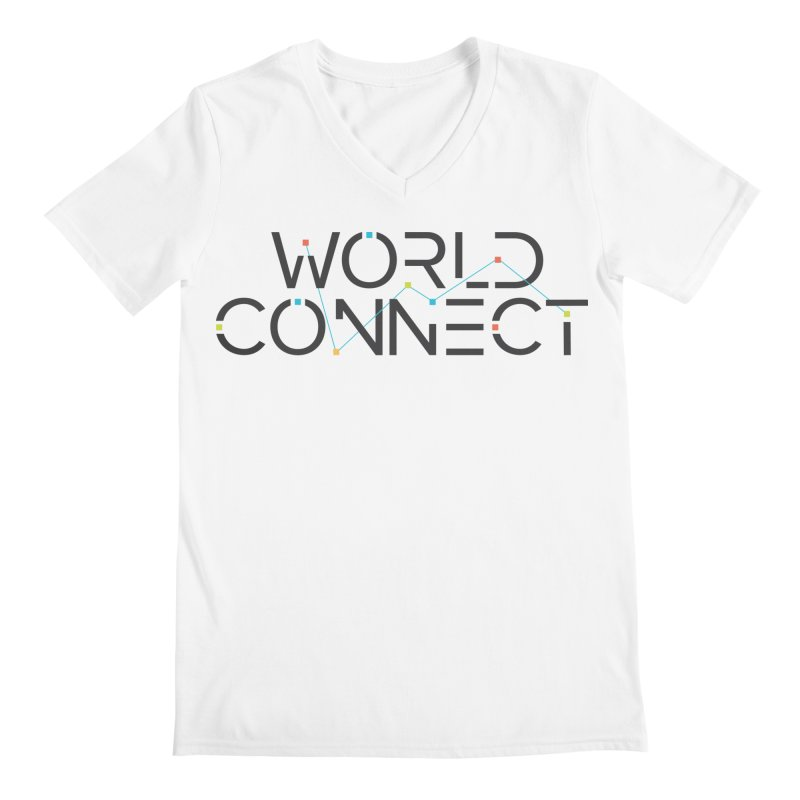 Classic Men's V-Neck by World Connect Merchandise