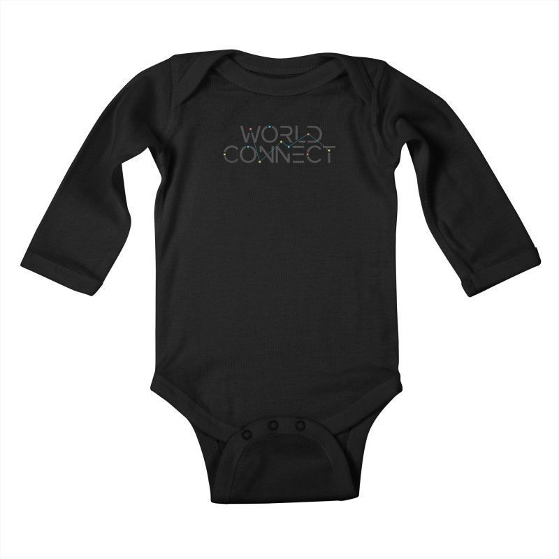 Classic Kids Baby Longsleeve Bodysuit by World Connect Merchandise