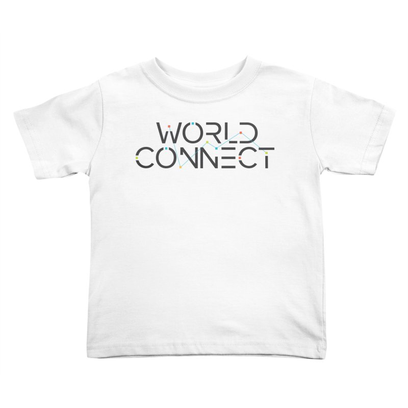 Classic Kids Toddler T-Shirt by World Connect Merchandise