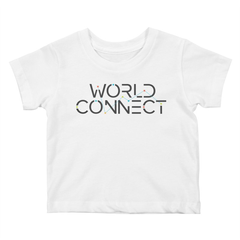 Classic Kids Baby T-Shirt by World Connect Merchandise