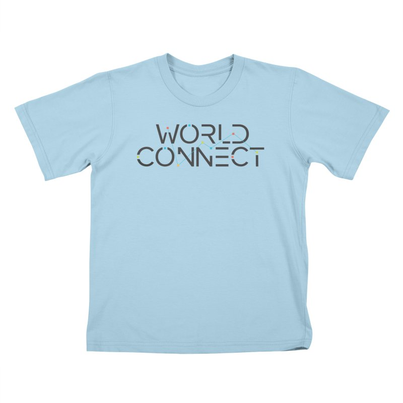Classic Kids T-Shirt by World Connect Merchandise