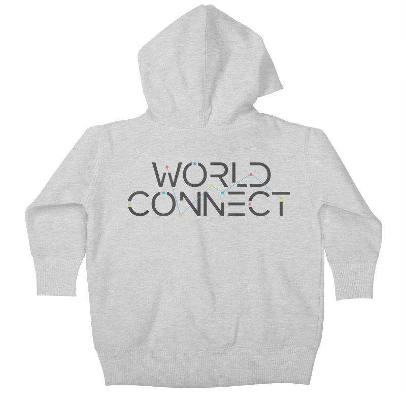 Classic Kids Baby Zip-Up Hoody by World Connect Merchandise