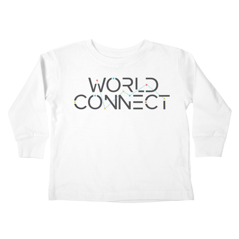 Classic Kids Toddler Longsleeve T-Shirt by World Connect Merchandise