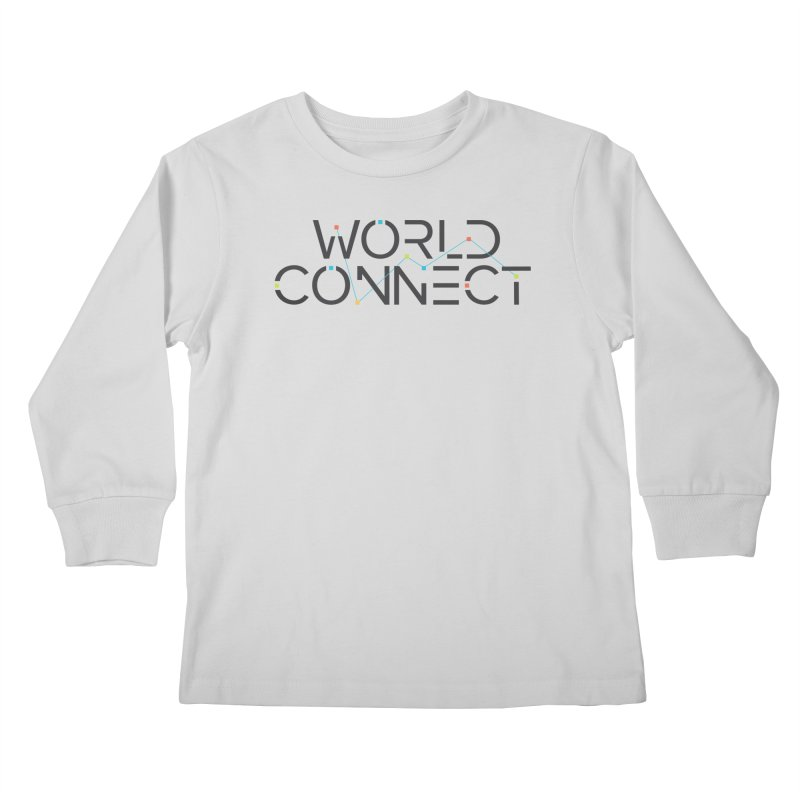 Classic Kids Longsleeve T-Shirt by World Connect Merchandise