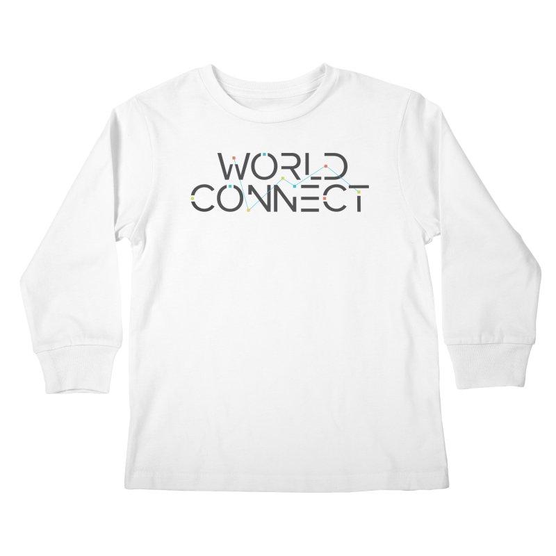 Classic Kids Longsleeve T-Shirt by World Connect Merchandise
