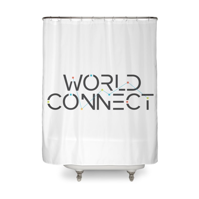 Classic Home Shower Curtain by World Connect Merchandise