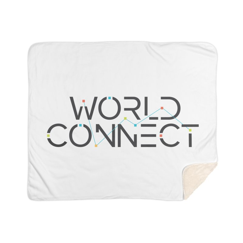 Classic Home Sherpa Blanket Blanket by World Connect Merchandise