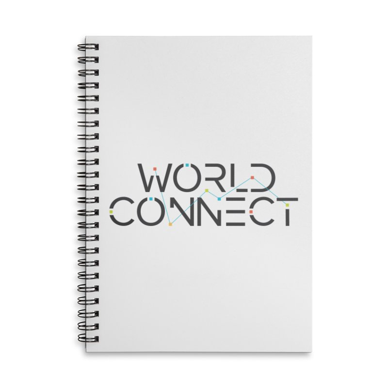 Classic Accessories Lined Spiral Notebook by World Connect Merchandise