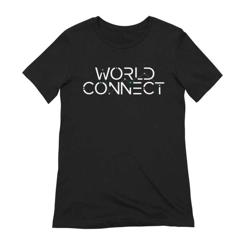 White Classic Women's Extra Soft T-Shirt by World Connect Merchandise