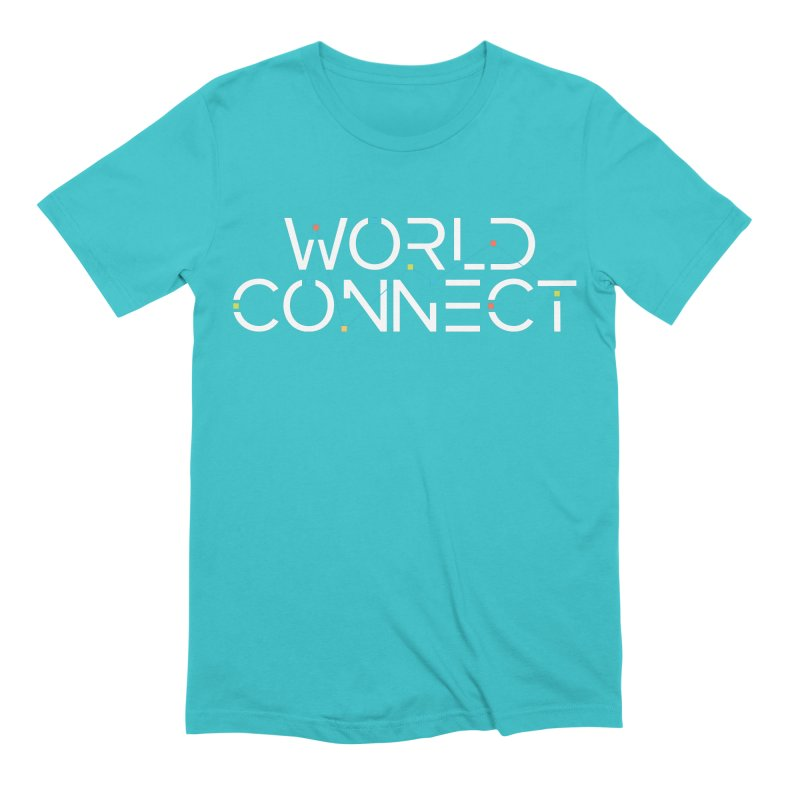 White Classic Men's T-Shirt by World Connect Merchandise
