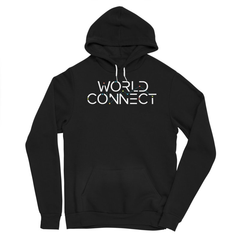 White Classic Men's Pullover Hoody by World Connect Merchandise