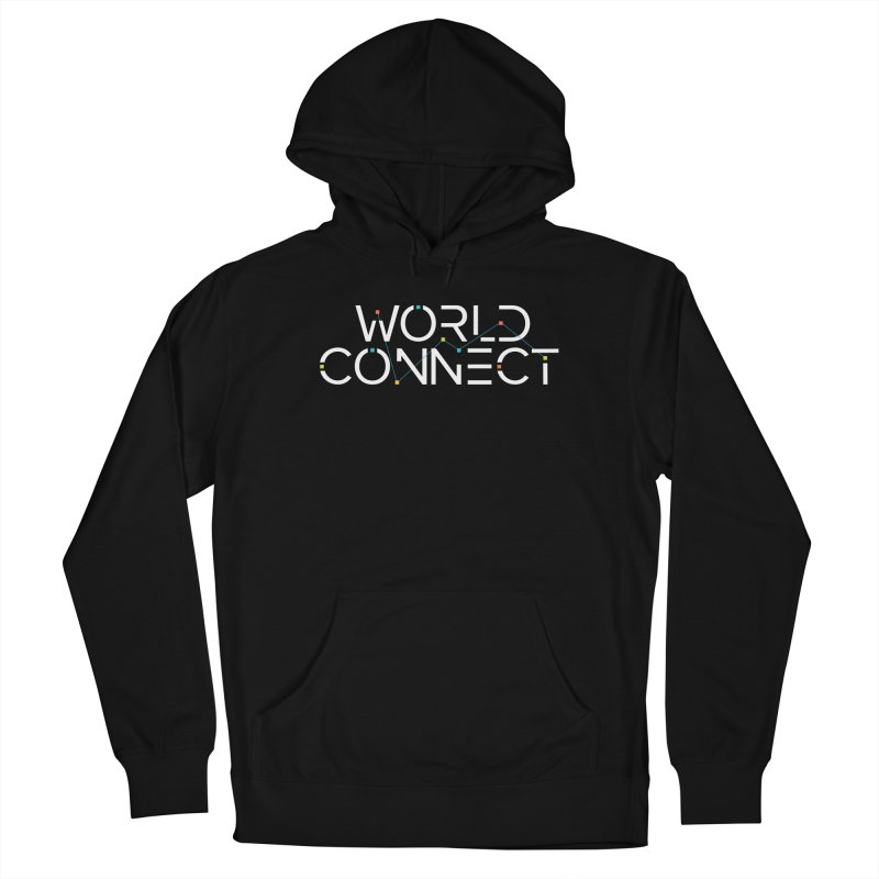 White Classic Women's Pullover Hoody by World Connect Merchandise