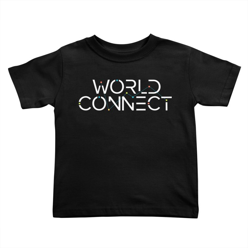 White Classic Kids Toddler T-Shirt by World Connect Merchandise