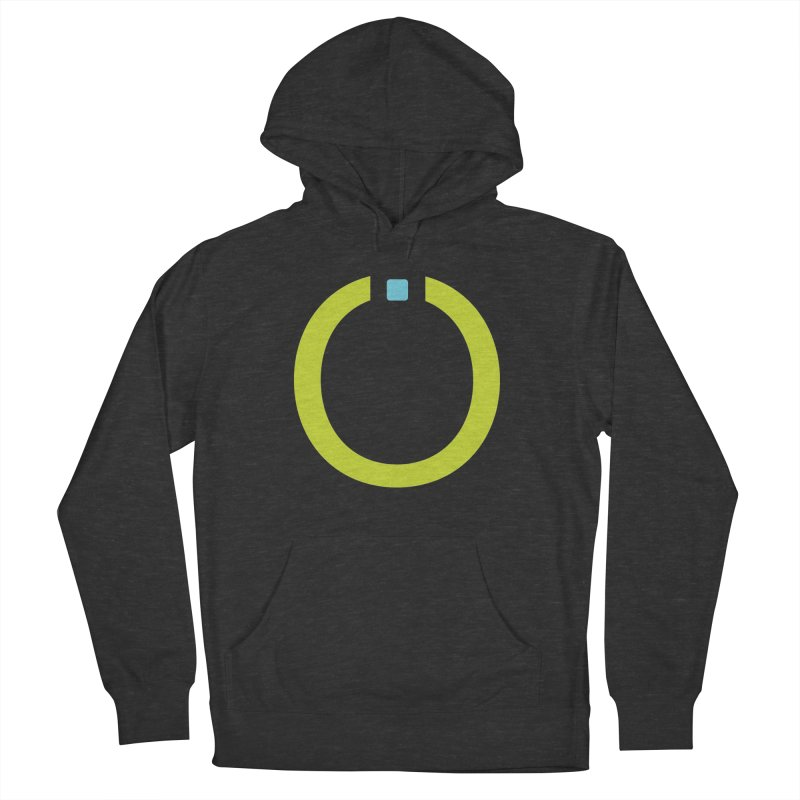 Green Pictogram Women's Pullover Hoody by World Connect Merchandise