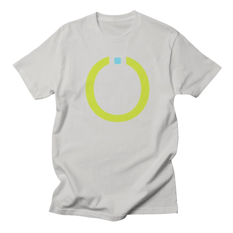 Green Pictogram Men's T-Shirt by World Connect Merchandise