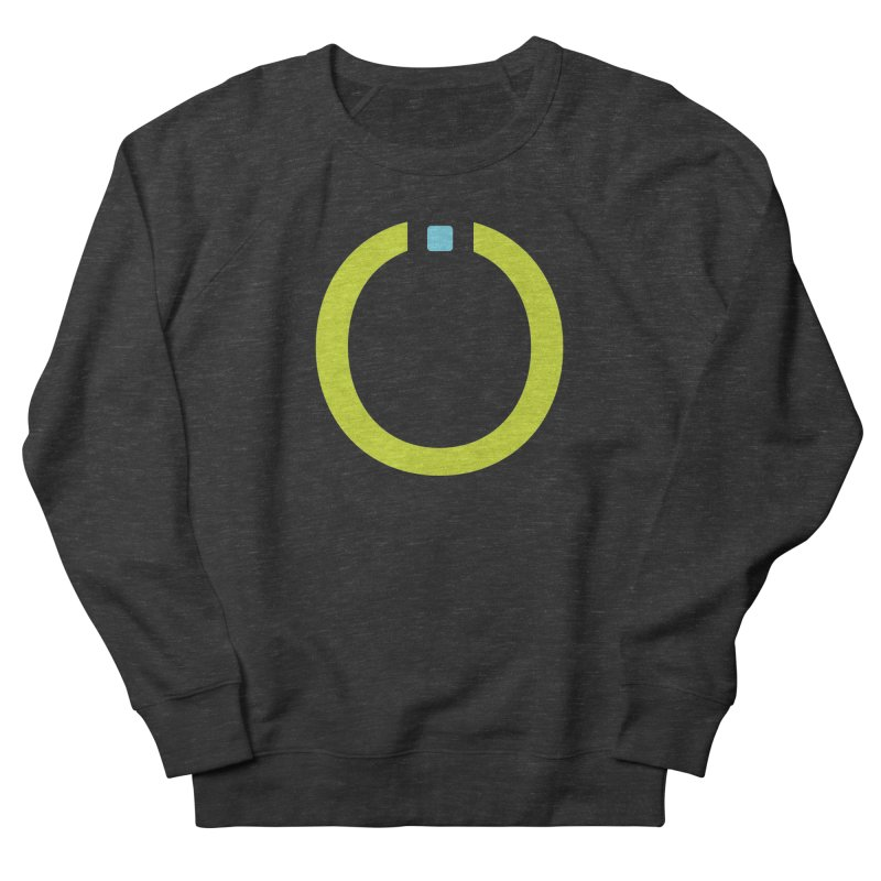 Green Pictogram Women's Sweatshirt by World Connect Merchandise