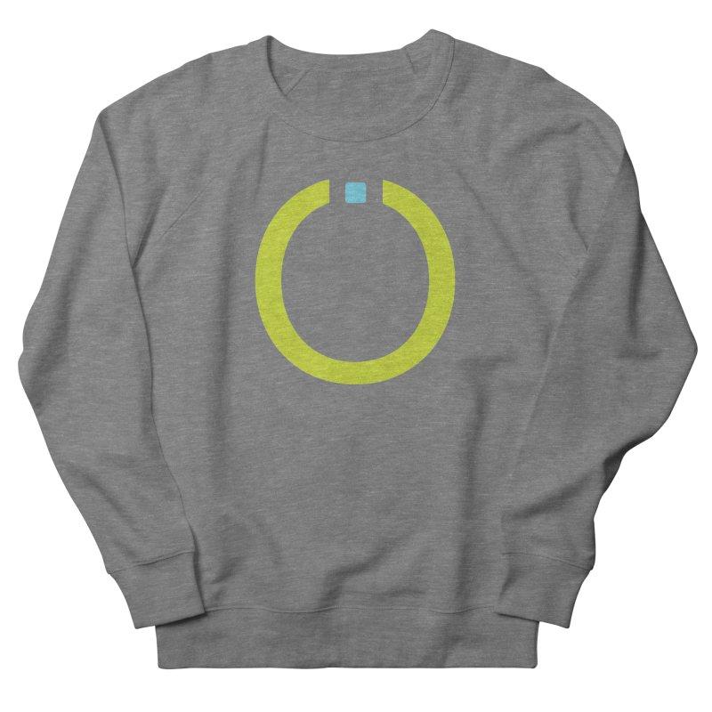 Green Pictogram Men's Sweatshirt by World Connect Merchandise
