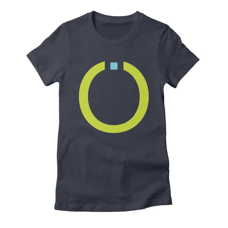 Green Pictogram Women's T-Shirt by World Connect Merchandise