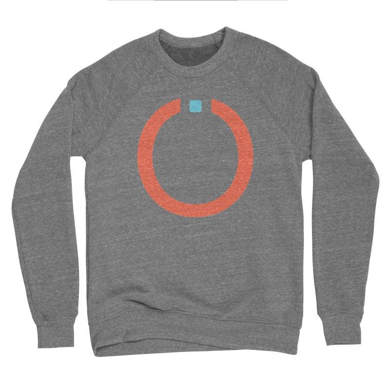 Coral Pictogram Men's Sponge Fleece Sweatshirt by World Connect Merchandise