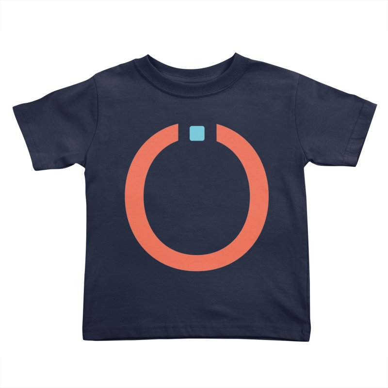 Coral Pictogram Kids Toddler T-Shirt by World Connect Merchandise