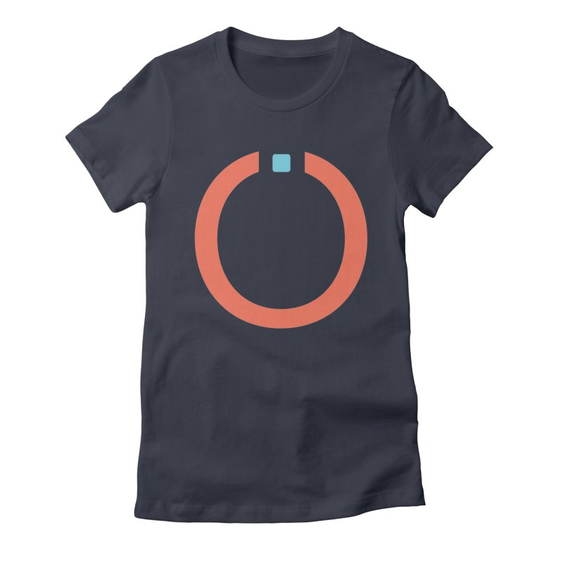 Coral Pictogram Women's T-Shirt by World Connect Merchandise