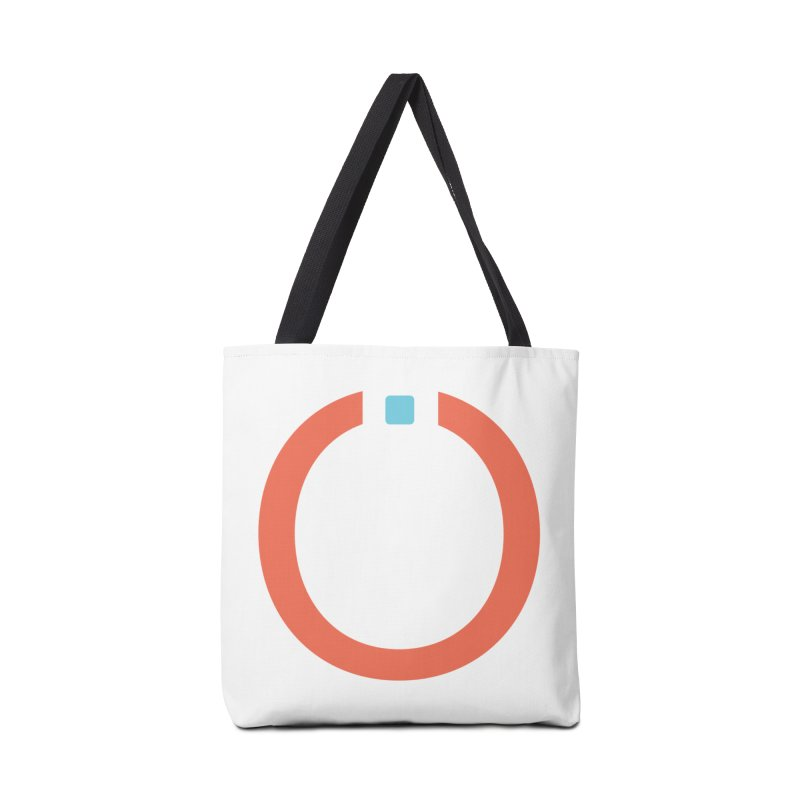 Coral Pictogram Accessories Bag by World Connect Merchandise