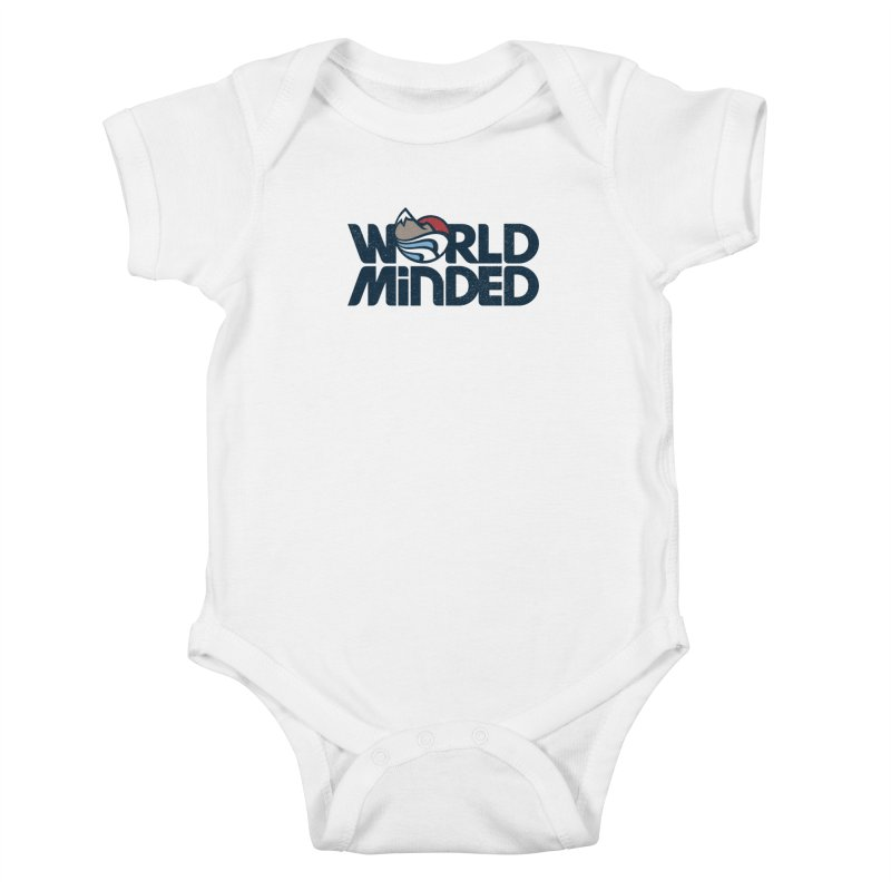 Charged Kids Baby Bodysuit by World Minded