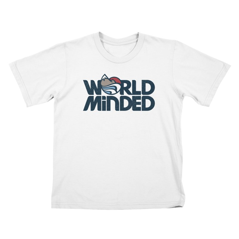 Charged Kids T-Shirt by World Minded