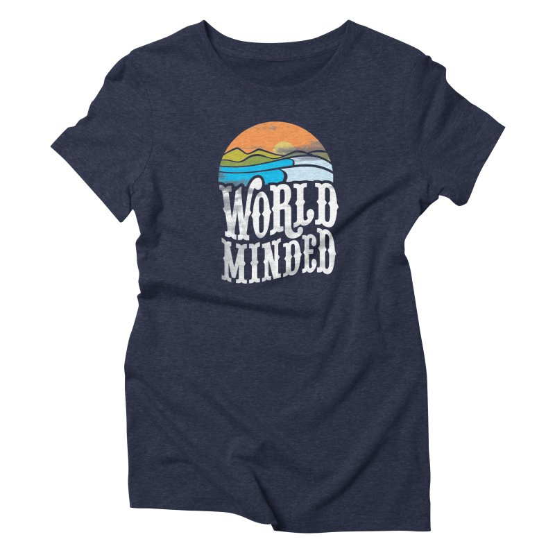 Sunseter Women's T-Shirt by World Minded
