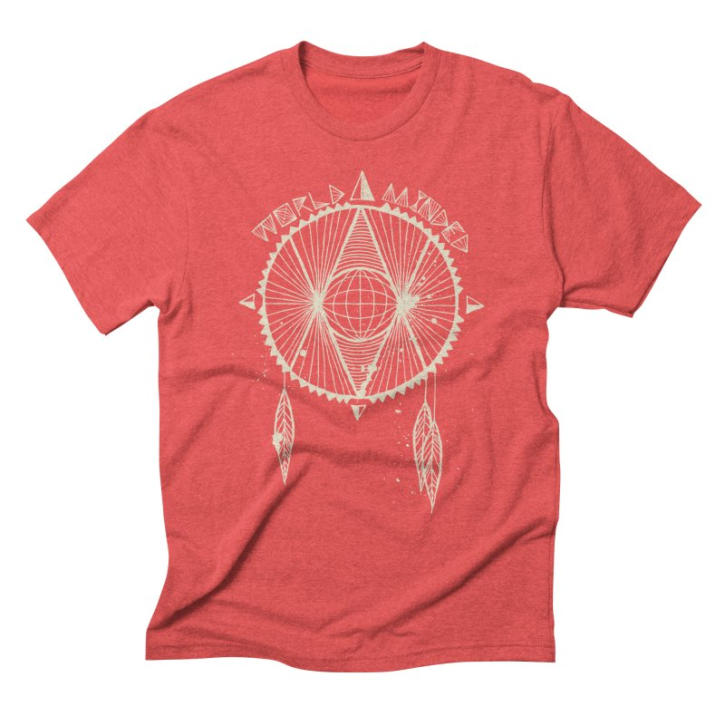 Global Eye Men's T-Shirt by World Minded