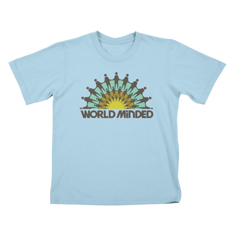 United Kids T-Shirt by World Minded