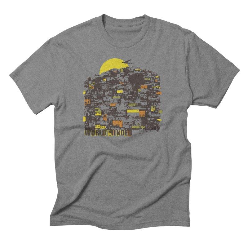 Favela Men's T-Shirt by World Minded