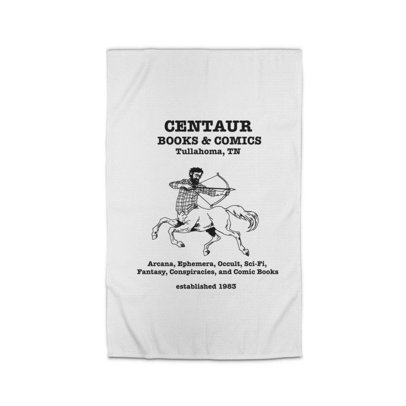 CENTAUR BOOKS AND COMICS Home Rug by worldwidecox's Artist Shop