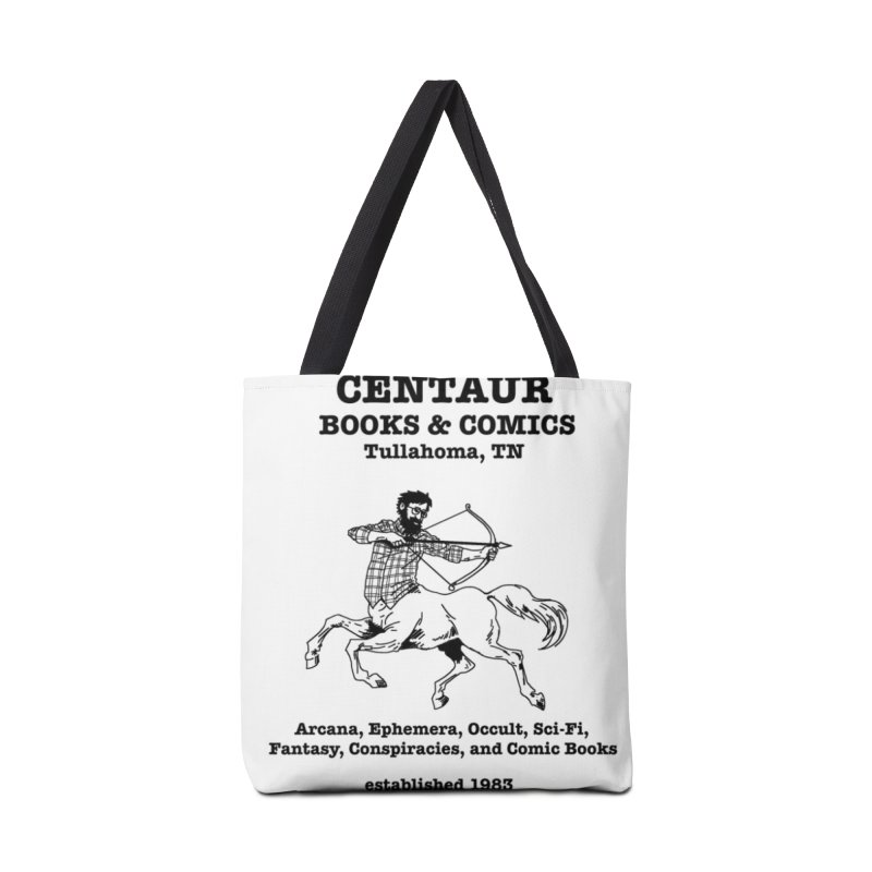 CENTAUR BOOKS AND COMICS   by worldwidecox's Artist Shop