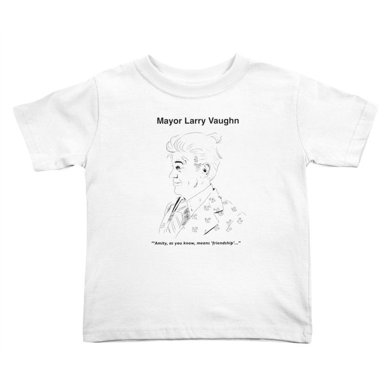 Larry Kids Toddler T-Shirt by worldwidecox's Artist Shop