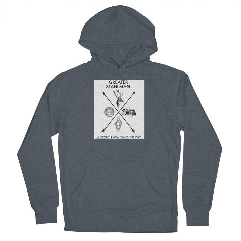 Stahlman Women's Pullover Hoody by worldwidecox's Artist Shop