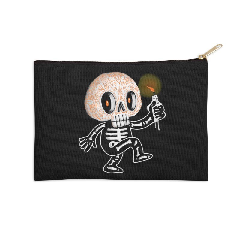 I'll Follow You Into The Dark Accessories Zip Pouch by wotto's Artist Shop
