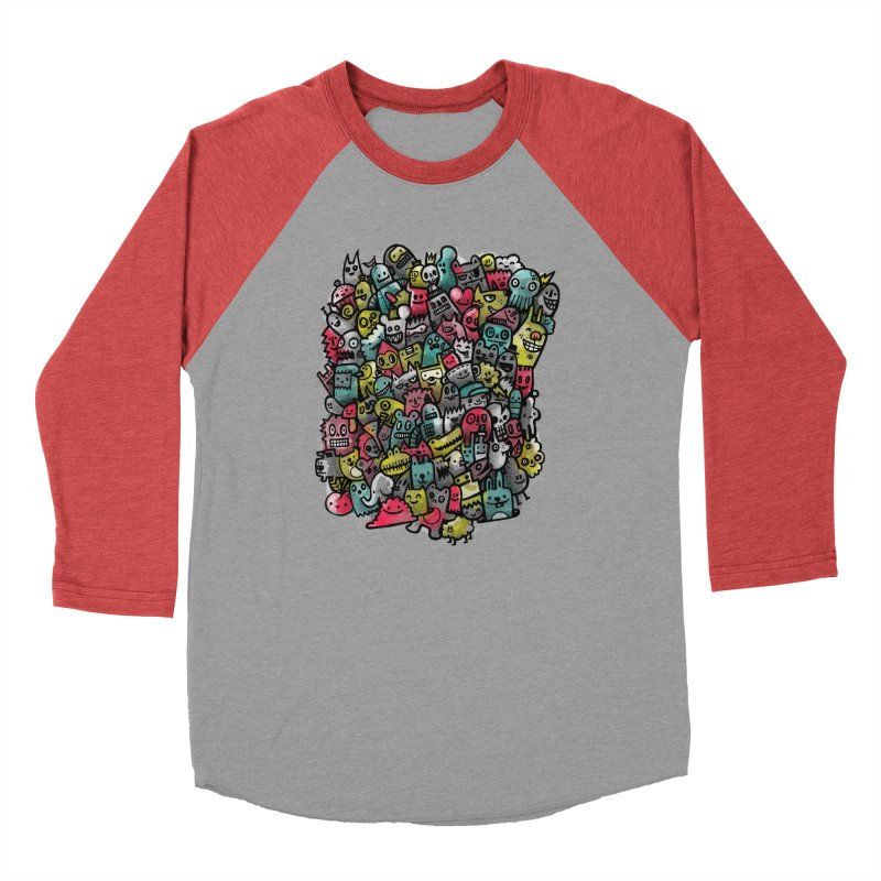 Staying Outside the lines  Men's Longsleeve T-Shirt by wotto's Artist Shop