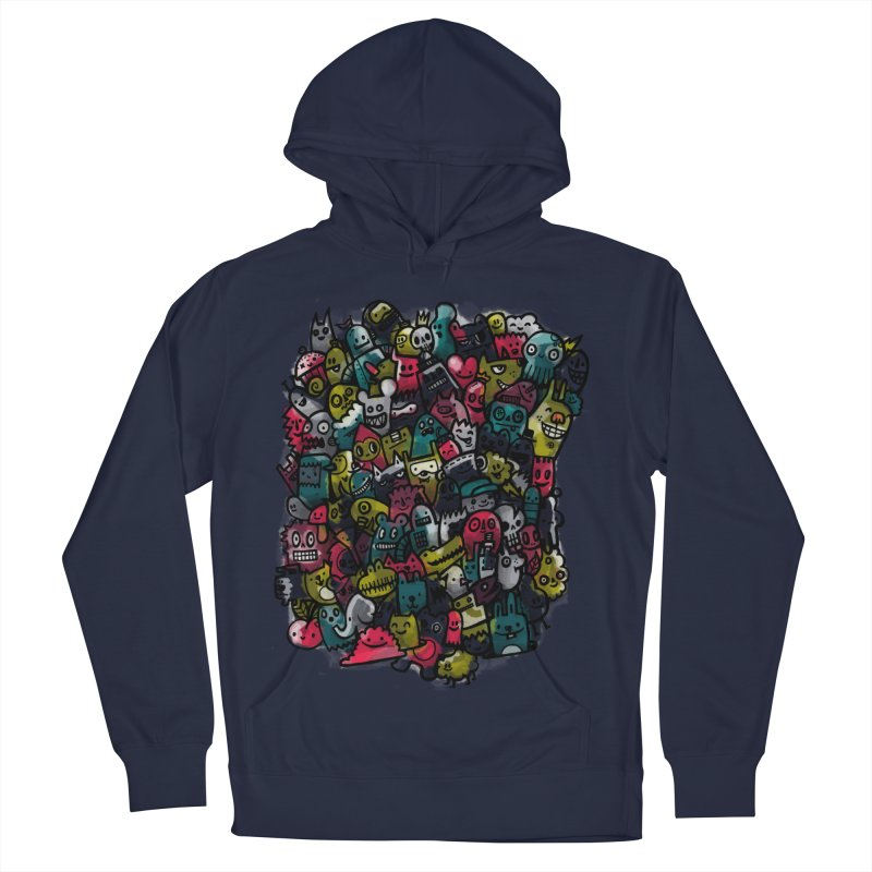 Staying Outside the lines  Women's Pullover Hoody by wotto's Artist Shop