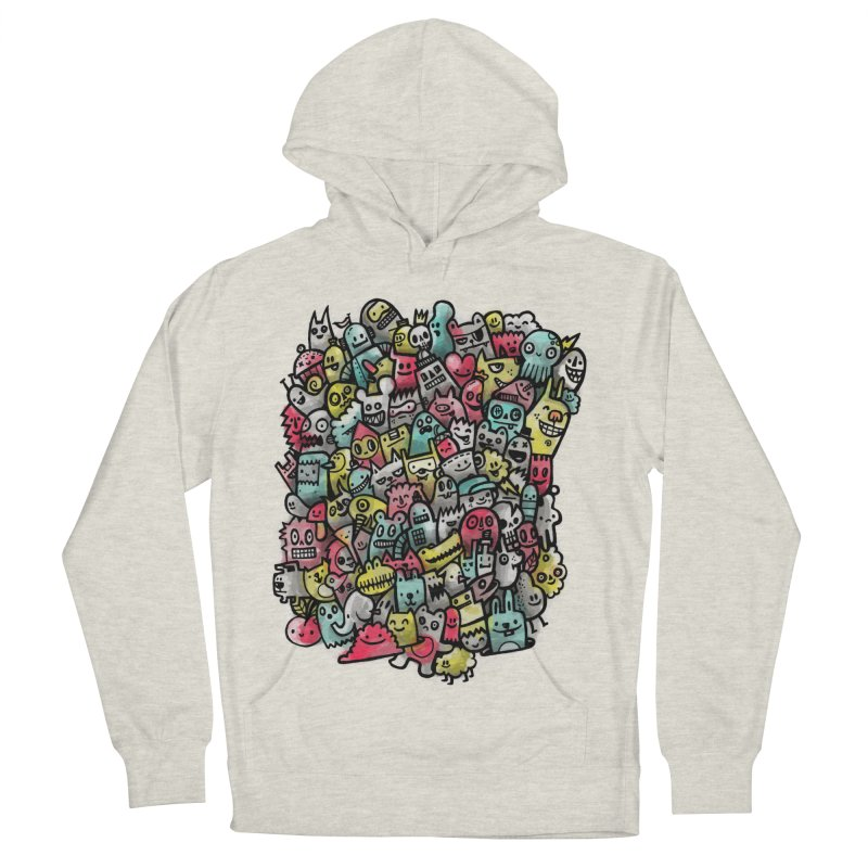 Staying Outside the lines  Men's Pullover Hoody by wotto's Artist Shop