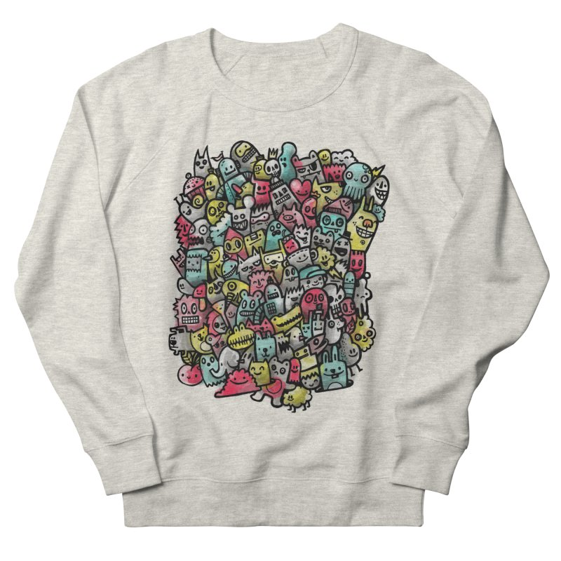 Staying Outside the lines  Women's Sweatshirt by wotto's Artist Shop