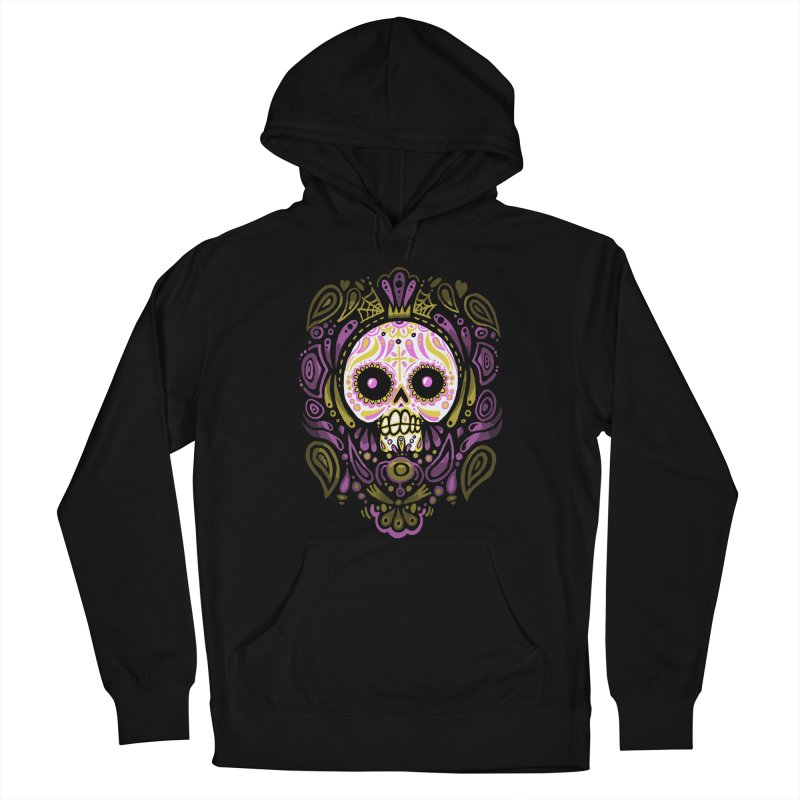 Day of the Calavera Women's Pullover Hoody by wotto's Artist Shop