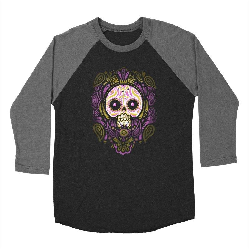 Day of the Calavera Women's Longsleeve T-Shirt by wotto's Artist Shop