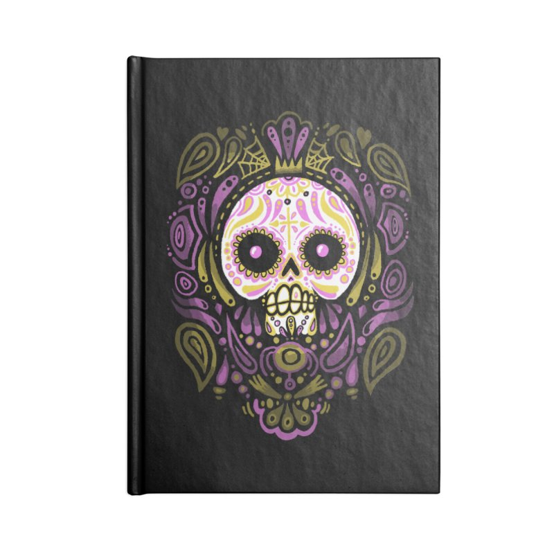 Day of the Calavera Accessories Notebook by wotto's Artist Shop