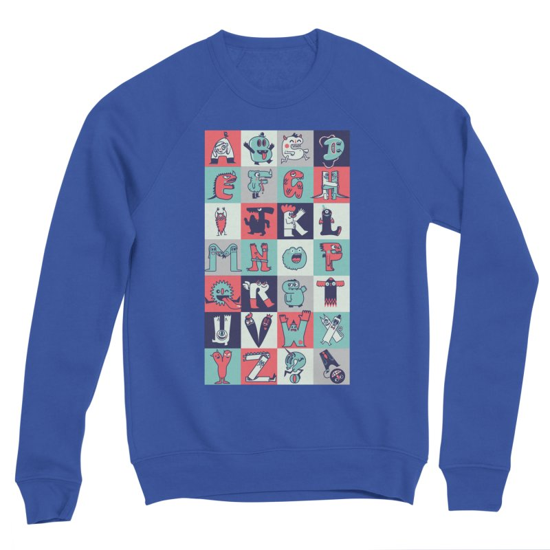 Alphabeasts Women's Sweatshirt by wotto's Artist Shop