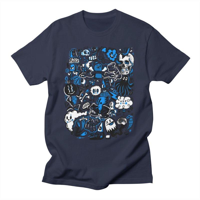 Strange & Unusual Men's T-Shirt by wotto's Artist Shop